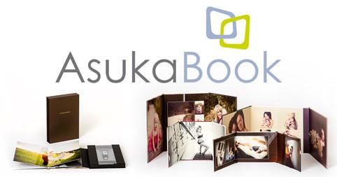AsukaBook pour les photographes de portrait