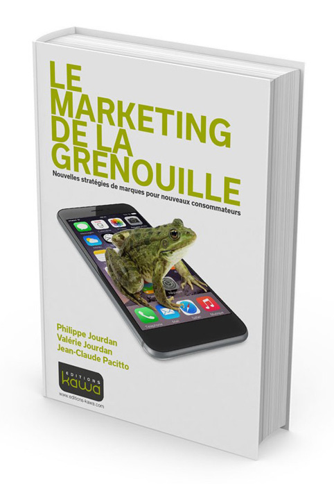 Livre : Le Marketing de la Grenouille