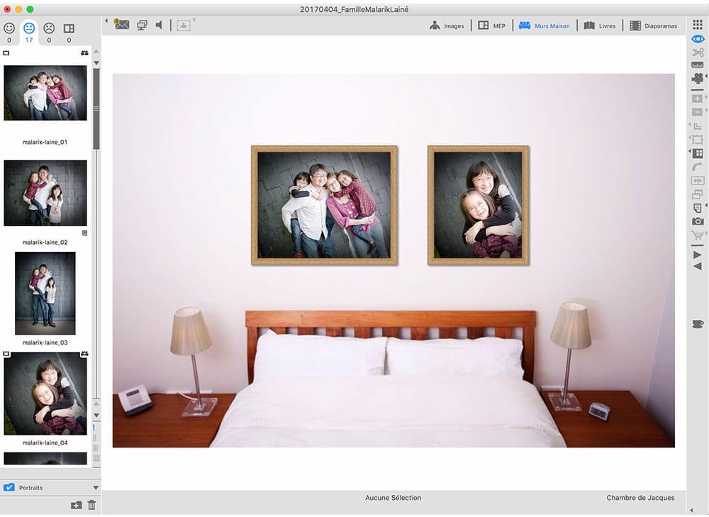 Formations pour les photographes professionnels - PlancheContact - ProSelect - Logiciel pour les photographes de portrait