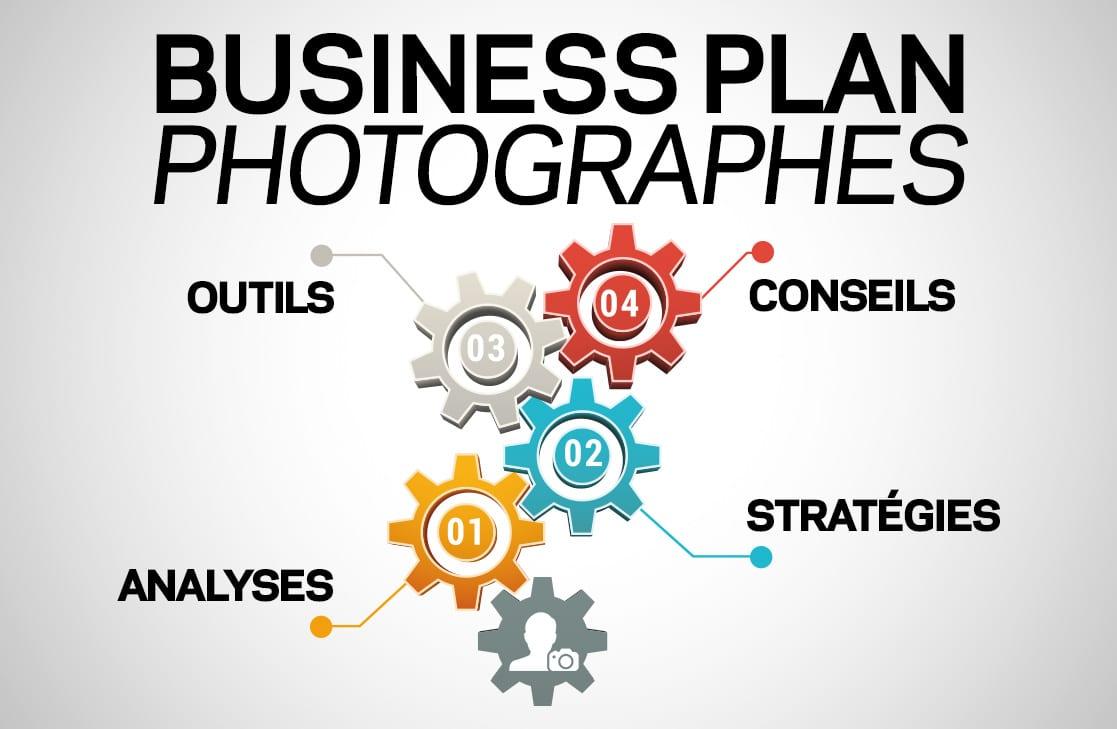 Formations pour les photographes professionnels - PlancheContact - Business Plan Photographe 2017