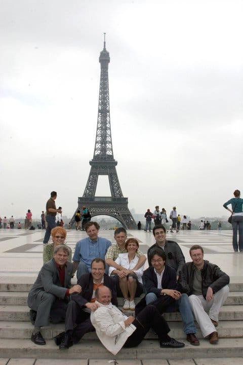 Formation Système PhotoCoach avec PlancheContact - Paris, juin 2006