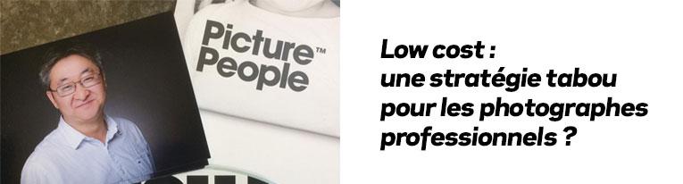 Low cost : Une stratégie marketing tabou pour les photographes professionnels ?