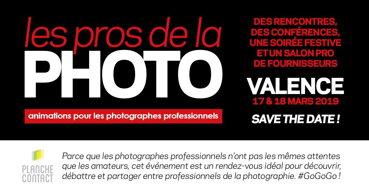 Les Pros de la Photo 2019 à Valence